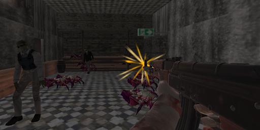 Code Triche Chasseur zombie: Les jeux de survie zombie gratuit APK MOD screenshots 4