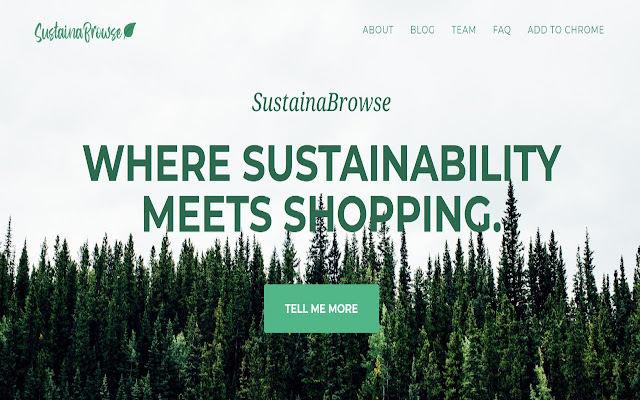 SustainaBrowse