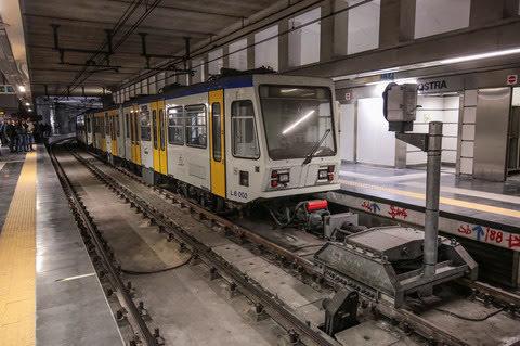 Linea 6 della metropolitina di Napoli