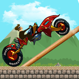 Death Moto Monster for PC and MAC