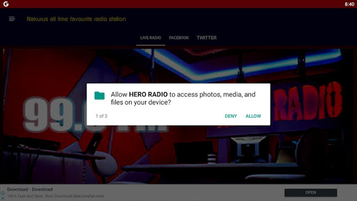 Hero Radio 99.0 FM Live Stream - Kenya screenshots 2
