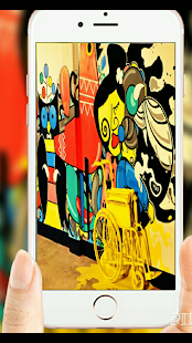 Best Graffiti wallpapers - náhled