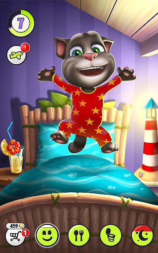 My Talking Tom  gameplay | by HackJr.Pw 9