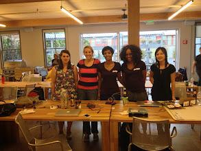 Photo: The Team.Silicon Chef Hardware Hackathon.