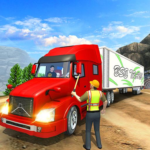 Poza drogą Ciężarówka Symulator Jazdy Za darmo