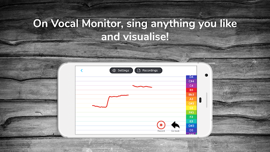Learn Singing | Vocal lessons & exercises Screenshot