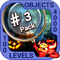 Pack 3 - 10 in 1 Hidden Object Games by PlayHOG icon