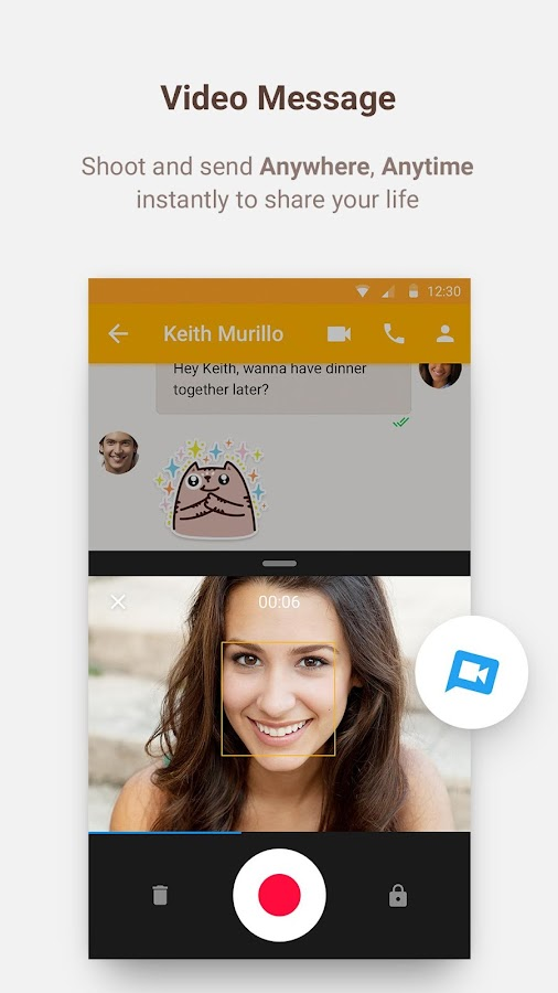 YeeCall - HD Video Calls for Friends & Family- screenshot