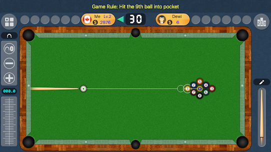 2018 Billiards – Offline & Online Pool / 8 Ball 4