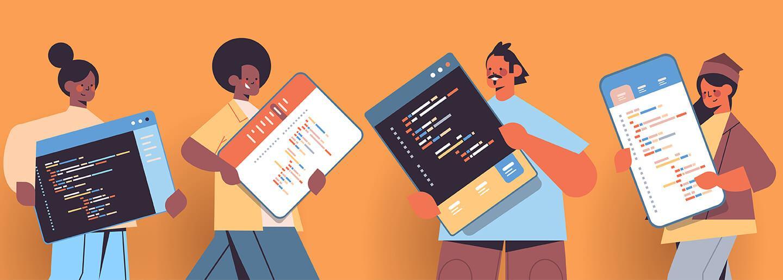 O que são os programas para criar sites?
