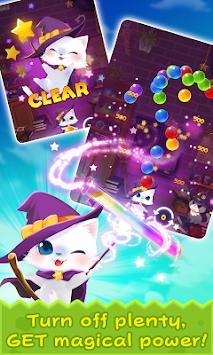 Bubble Cat Worlds Cute Pop Shooter