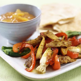 Spiced Turkey Stir-fry.