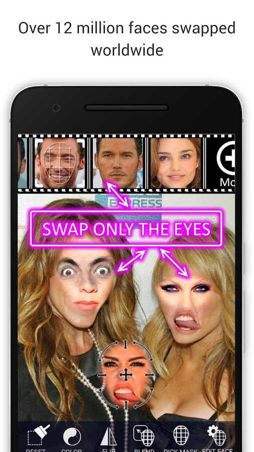 Face Swap Booth - Face Changer- screenshot