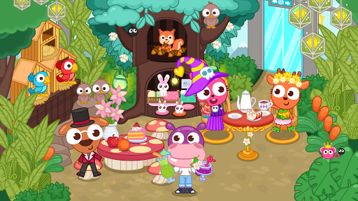 Papo Town screenshot 9