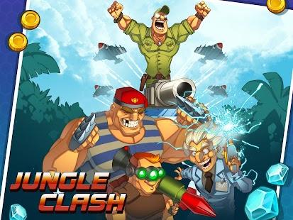 Jungle Clash Screenshot