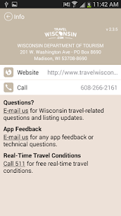 Travel Wisconsin- screenshot thumbnail