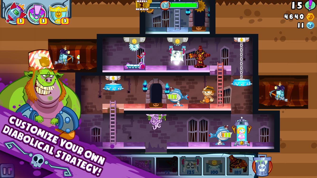 Castle Doombad screenshot #5
