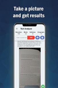 Text Analyzer Pro MOD (Paid) 2