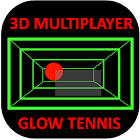 3D Multiplayer - Glow Tennis icon