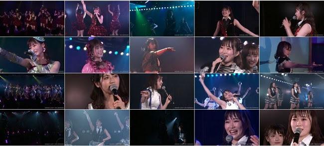 191017 (720p) AKB48 牧野アンナ「ヤバイよ!ついて来れんのか?!」公演 山根涼羽 生誕祭