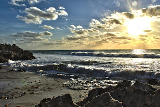 Photo: Perth's North Beach at Sunset