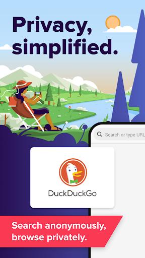 DuckDuckGo Privacy Browser 5.40.3 screenshots 1
