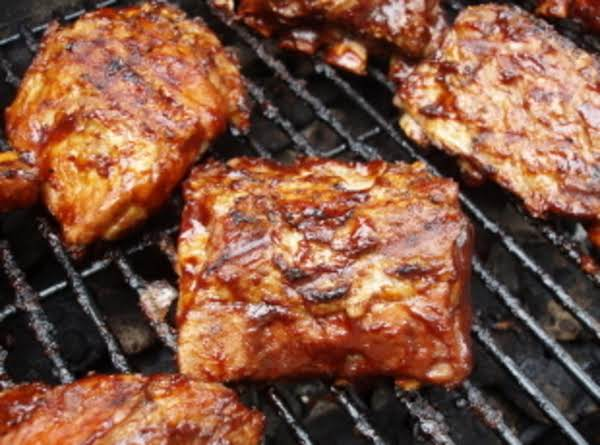 Easiest Best Ever Baby Back Ribs.... Recipe