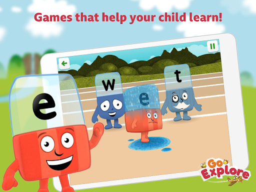 BBC CBeebies Go Explore - Learning games for kids apkpoly screenshots 7