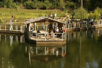 Photo: Besucher, zur Besichtigung freigegeben