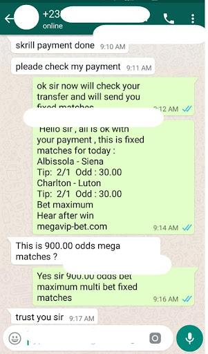 Tennis Betting Tips Vip screenshot 4