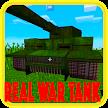 Real War Tank mod for MCPE APK