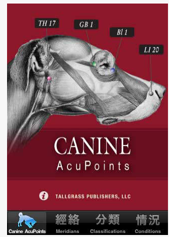 Canine AcuPoints- screenshot