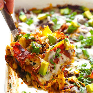 Mexican Chicken Enchilada Casserole Recipes