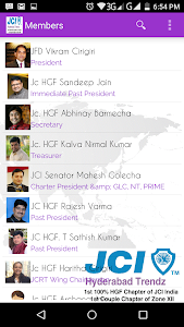 JCI Hyderabad Trendz screenshot 1