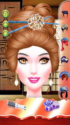 Princess Beauty Salon Dress Up 1.0.0 screenshots 4