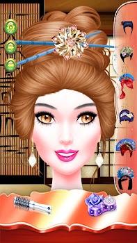 Princess Beauty Salon Dress Up