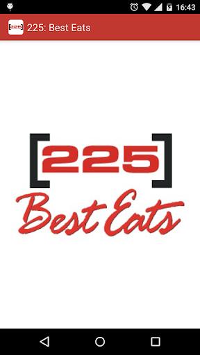 225: Best Eats