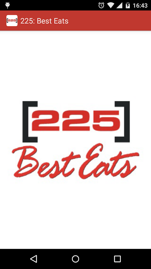 225: Best Eats- screenshot