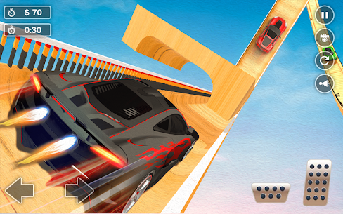 Mega Ramp Car Simulator – Impossible 3D Car Stunts 2