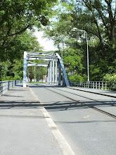 Photo: Most přes Ostravici u cyklotrasy v Lískovci