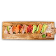 113. Rainbow Sushi Roll