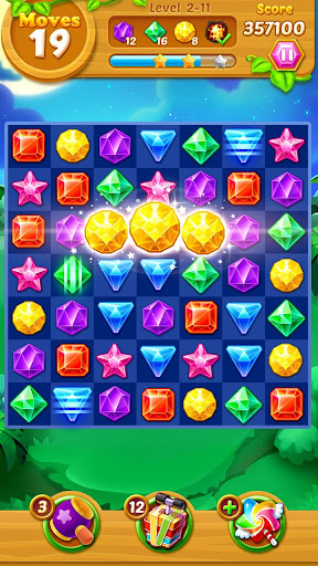 Jewels Crush- Match 3 Puzzle  {cheat|hack|gameplay|apk mod|resources generator} 1