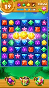 Jewels Crush- Match 3 Puzzle - náhled