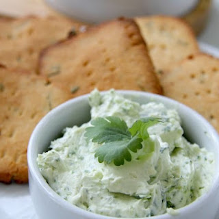 Jalapeno Cream Cheese Dip.