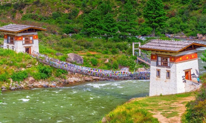 Bhutan Honeymoon destination Image 6