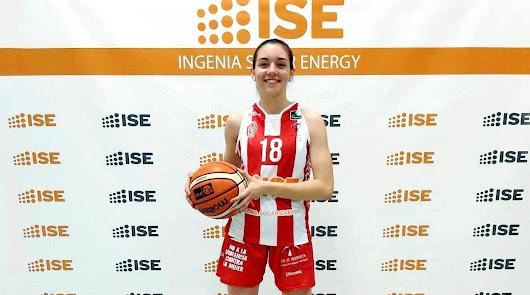 Gemma Núñez seguirá creciendo con ISE CB Almería.
