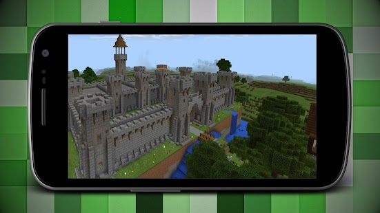 Castle Adventure Maps for Minecraft MCPE - náhled