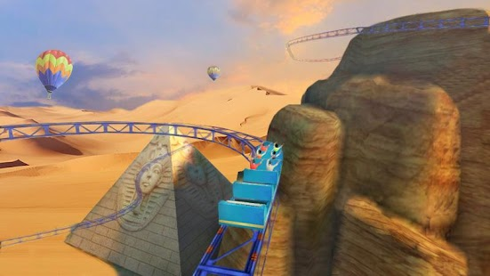 Roller Coaster 3D- screenshot thumbnail
