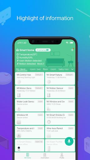 Mi Home 5.4.33 screenshots 1