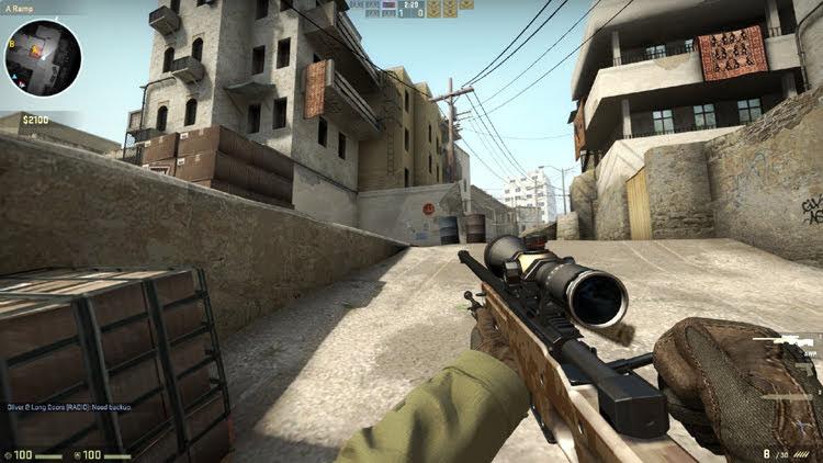 Qué necesito para jugar a Counter Striker